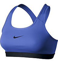 Nike Pro Classic Bra - Sport-BH, Game Royal/Black/Black