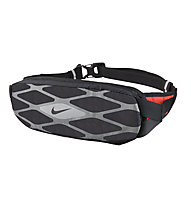 Nike Storm Slim Waistpack, Black/Red