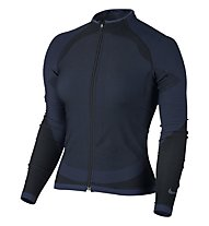Nike Women's Training Jacket Giacca fitness donna, Black/Obsidian