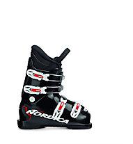 Nordica Dobermann GPTJ - scarpone da sci bambino, Black