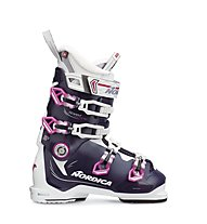 Nordica Speedmachine 105 W - Damen-Skischuhe, White/Violet/Fuchsia