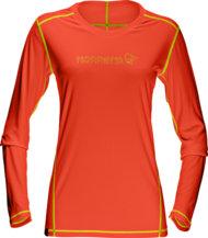 Bekleidung > Bekleidungstyp > T-Shirts >  Norrona /29 tech Langarmshirt Damen