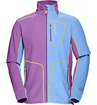 Norrona Lofoten warm1 giacca pile, Pumped Purple