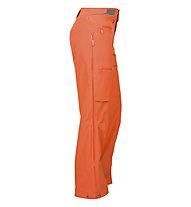 Norrona Lyngen driflex3 Pantaloni lunghi scialpinismo Donna, Orange Alert