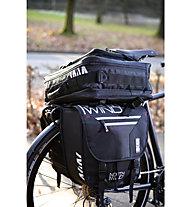 Northwind Hinterrad-Packtaschenset 51 l, Black