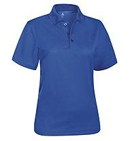 Odlo Polo Shirt S/S W's, Majestetic Blue