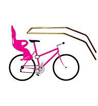 Ok Baby Braccio di supporto bici, Gold