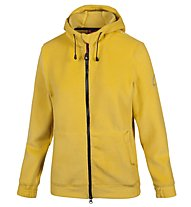 On The Edge Giacca in pile P-L Aissa Lady, Yellow