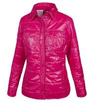 On The Edge Giacchino sportivo Padded Shirt Woman, Pink