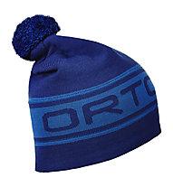 Ortovox Beanie Logo Band, Strong Blue