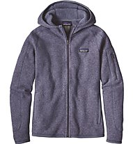 Patagonia Better Sweater Hoody Damen, Blue