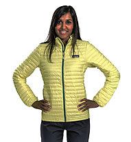 Patagonia Down Shirt giacca piuma donna, Mayan Yellow