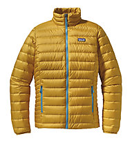 Patagonia Down Sweater giacca piuma donna, Golden Amber