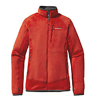 Patagonia W´s R2 Jacket - Giacca donna in pile, Turkish Red
