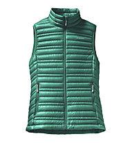 Patagonia Ultralight Down Vest - Gilet in piuma donna, Emerald