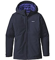 Patagonia Ws Windsweep Down Hoody Giacca Donna, Blue