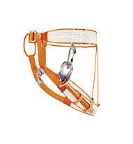 Petzl Altitude - Sitzgurt, Orange/White