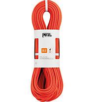 Petzl Arial 9,5 mm - corda singola, Orange