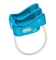 Petzl Verso - Sicherungsgerät, Blue