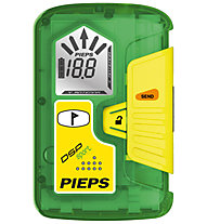 Pieps DSP Sport - Artva, Transparent Green/Yellow