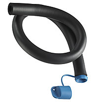 Platypus Bite Valve & Drink Tube Insulator - Beißventil- und Trinkschlauchisolation, Black/Blue