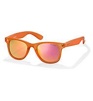 Polaroid Rainbow Sport/Sonnenbrille, Transp.Orange