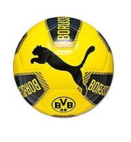 Puma BVB Fanwear Ball, Black/Ebony/Cyber Yellow