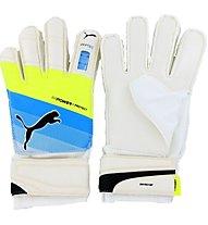 Puma EvoPower Protect 3.3 - Torwarthandschuhe, White/Dark Blue