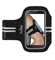 """Puro Uniband für Smartphones bis 5"""", Black"""