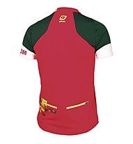Qloom Ningaloo Short Sleeves, Rubin Red
