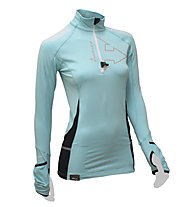 RaidLight Wintertrail Shirt Damen, Turquoise