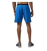 Reebok One Series Power Nasty Lightweight Shorts Männer, Blue Sport