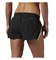 Reebok Cardio Mesh Paneled Short Damen, Black