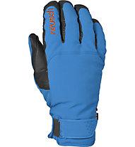Reusch Guanti sci Flatspin R-Tex XT, Brillant Blue/Spicy Orange
