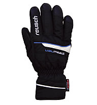 Reusch Val Mezdì, Black/Light Blue