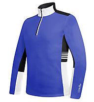rh+ Maglia sci Infinity Jersey, Light Blue/White