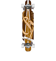 "Roces R2 Longboard 39,5"", Natural"