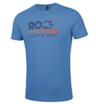 Rock Experience Prima Sportler - T-Shirt, Blue