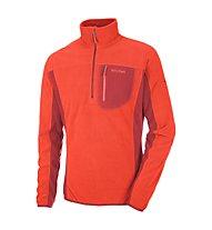 Salewa Plose 2 Half-Zip Pullover, Terracotta