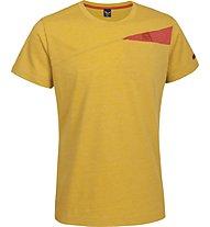 Salewa Ambiez Dry'ton T-Shirt, Nugget Gold