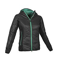 Salewa Area PrimaLoft-Jacke Damen, Black