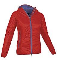Salewa Area giacca PrimaLoft donna, Flame