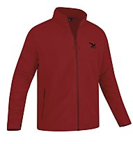 Salewa Buffalo PL M Innerjacket Giacca in pile, Red