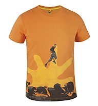 Salewa Callforhero Klettershirt, Spicy Orange