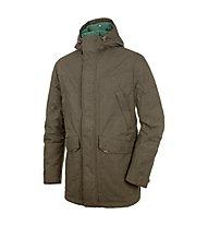 Salewa Castelfeder 2 PTX/PRL giacca, Black Olive