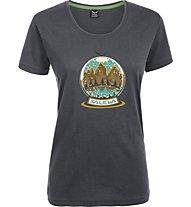 Salewa Demuth T-Shirt trekking donna, Magnet