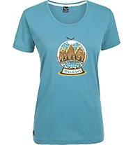 Salewa Demuth T-Shirt trekking donna, Pagoda