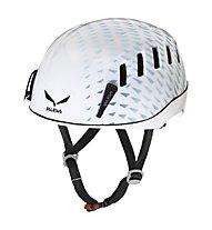 Salewa Helium Evo White Edition - Helm, White Edition