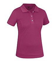 Salewa Itza 2 Dry'ton Poloshirt Damen, Azalea