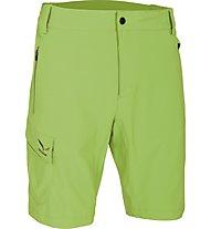 Salewa Mio 2.0 Durastretch Shorts, Foliage